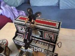 1931 Marx Merry Makers Vintage Tin Toy Fully Working