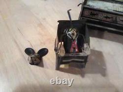 1931 Marx Merry Makers Vintage Tin Toy Fully Working Piano And Piano Player Only