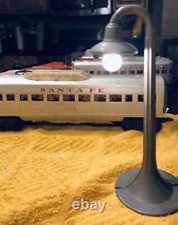 1950s Louis Marx No. 44544 Vintage O-Gauge Train Set