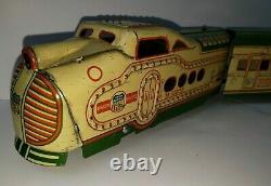 BEAUTIFUL vintage Prewar MARX M 10005 tin pressed steel 6 piece set