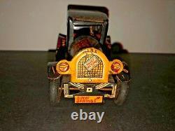 MARX ANTIQUE/VINTAGE 1940s 1950S OLD JALOPY TIN TOY LINE MAR TOYS-RARE