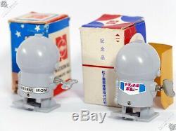 Marx Horikawa Alps National Boy Astronaut Set Tin Japan Vintage Robot Space Toy