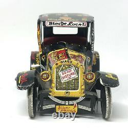Marx Toys Old Jalopy Tin Wind-Up, Vintage 1950's