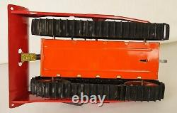 Marx Vintage Tin Litho Sparkling/climbing Bulldozer Tractor-mint In Orig. Box