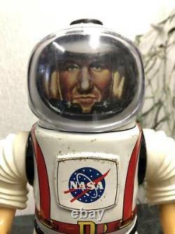 Nasa Marx Space Then Vintage Tin Robot Pre-Owned