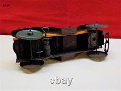 Vintage 1930's MARX Tin Wind Up Racer Toy
