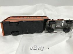 Vintage Grimland, Wyandotte, Marx, Allied Van Lines Tin Toy Truck Hard To Find