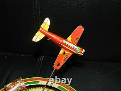 Vintage Honeymoon Express Tin Toy By Marx Made In USA Complete Working See Video