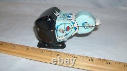 Vintage MARX 1963 JETSONS ROSIE THE ROBOT Tin Toy Windup Hanna Barbera JAPAN