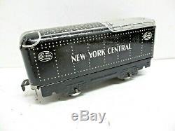 Vintage MARX 5942 STREAM LINE Electric Train, Locomotive, Cars, Track, Box