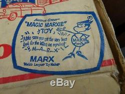 Vintage Marx American Airlines International Jetport 1960 Sears Tin in Box