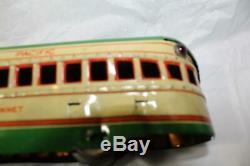 Vintage Marx City Of Denver Union Pacific M10005 Passenger Set (f/r/l)