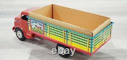 Vintage Marx Lazy Day Farms Tin Truck Case Fresh Mint Wow