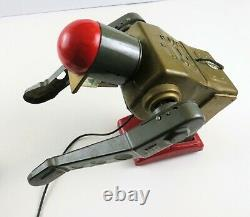 Vintage Marx Mr. Mercury Tin Toy Robot