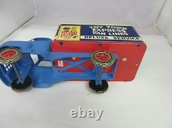 Vintage Marx Plastic & Tin Town Express Toy Truck 433
