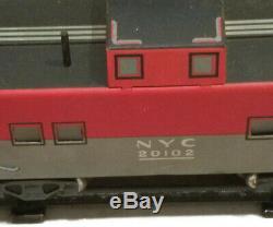 Vintage Marx Streamline Electrical Tin Train Set